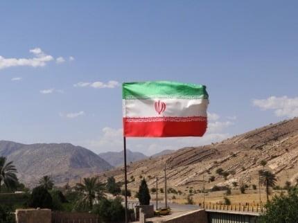 이란 국기/사진=한경DB