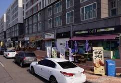 [한경 매물마당] 3.3㎡당 598만원, 천안시 불당동 카페거리 앞 1층 상가 등 11건