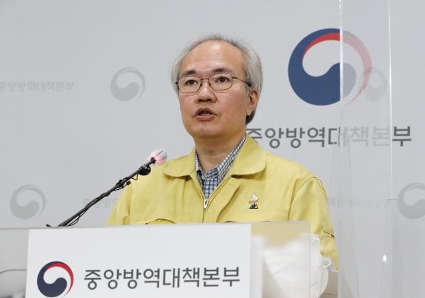 권준욱 중앙방역대책본부 제2부본부장. 사진=연합뉴스
