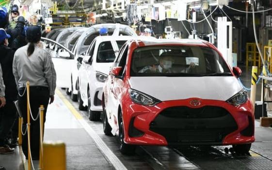 도요타, 올해 생산량 사상 최대…'車반도체 품귀 영향 적어' [정영효의 일본산업 분석]
