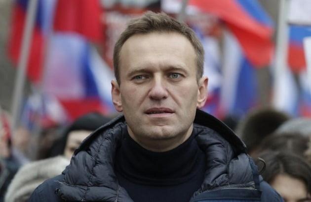 러시아 야권 운동가 알렉세이 나발니/사진=AP