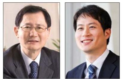 박찬구 회장·박철완 상무