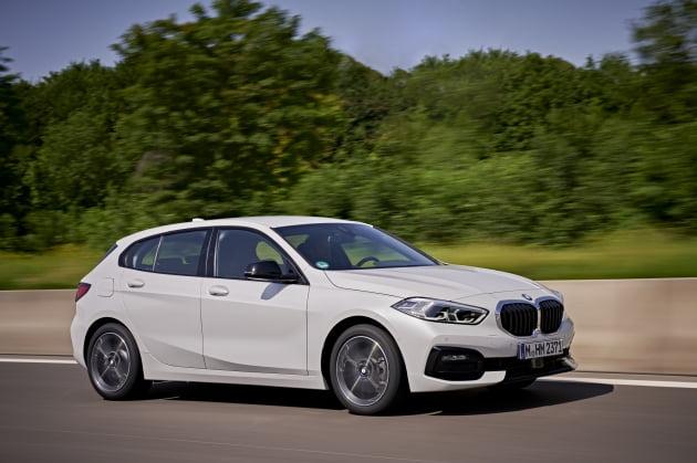 하나의 차로 즐기는 '세 가지' 주행감…BMW 뉴 1시리즈 [시승기]