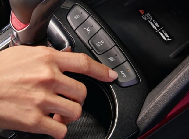 트레일블레이저 AWD 모드./ 사진=쉐보레 홈페이지