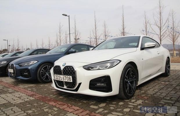 BMW 뉴 4시리즈, 420i M스포츠패키지. 사진=오세성 한경닷컴 기자