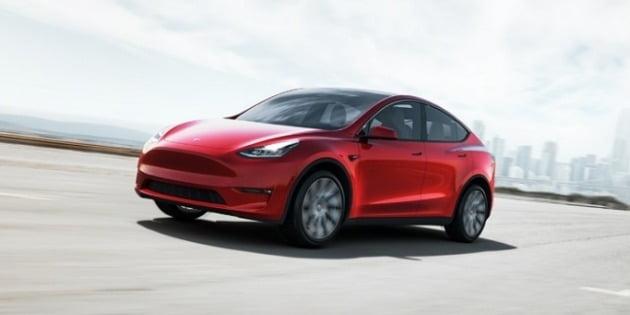 Tesla Model Y 국내 정식 출시 … 가격 59.99 만원부터 시작