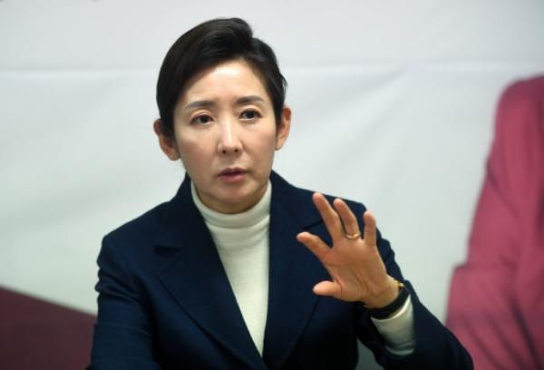 나경원 서울시장 후보 / 허문찬기자 sweat@hankyung.com