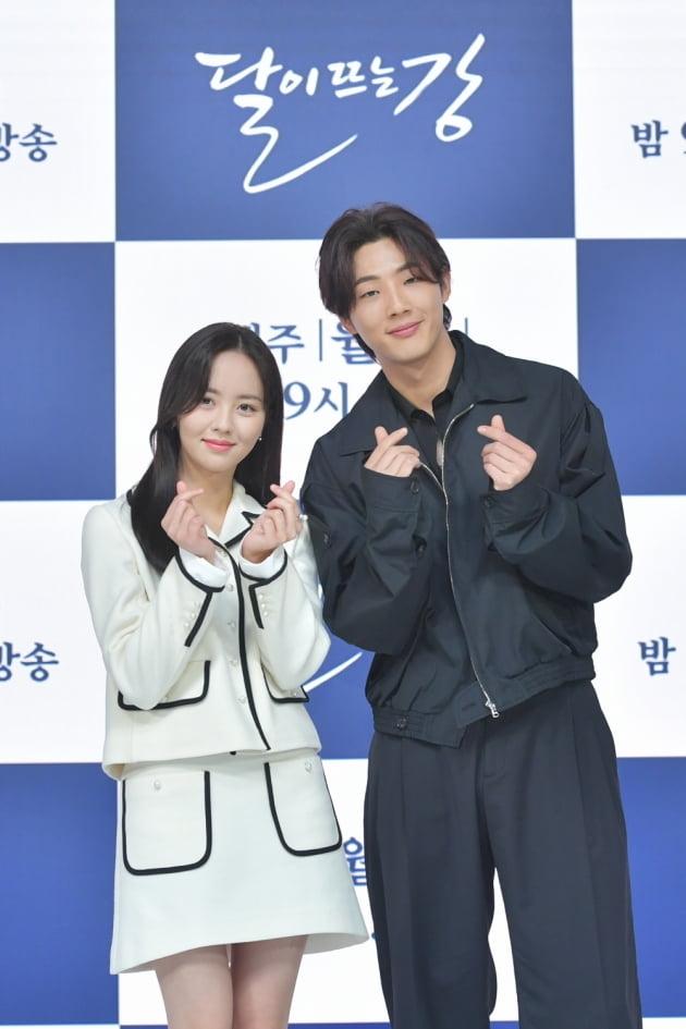 '달이 뜨는 강' 김소현, 지수/사진=KBS