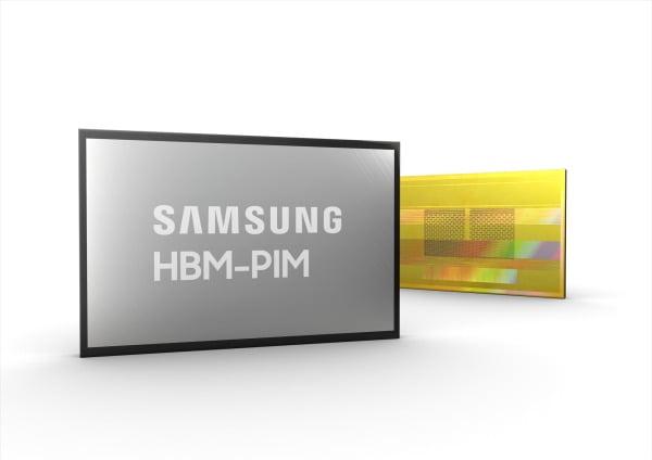 삼성전자, 세계 최초 인공지능 HBM-PIM 개발/사진제공=삼성전자