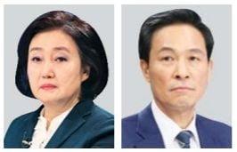 박영선 후보·우상호 후보