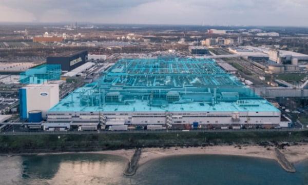 포드가 독일 쾰른 공장을 전기차 공장으로 개조한다. 사진=포드