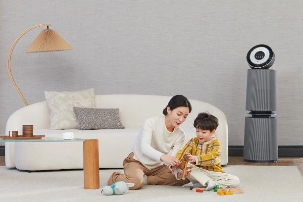 LG 퓨리케어 360˚ 공기청정기 알파/사진제공=LG전자