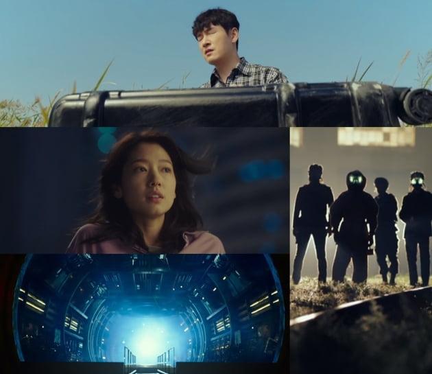 /사진=JTBC 수목드라마 '시지프스' 영상 캡처