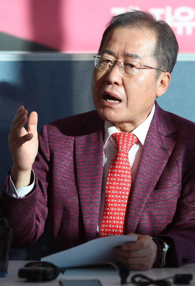 홍준표 무소속 의원. 사진=뉴스1