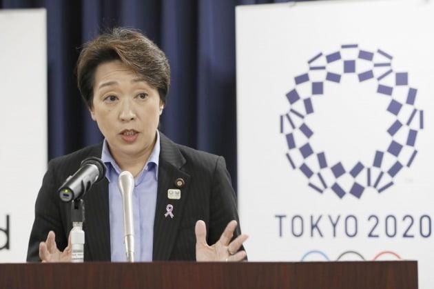 하시모토 세이코(57) 도쿄올림픽·패럴림픽 담당상 [사진=AP 연합뉴스]