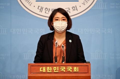 용혜인 기본소득당 의원. /뉴스1