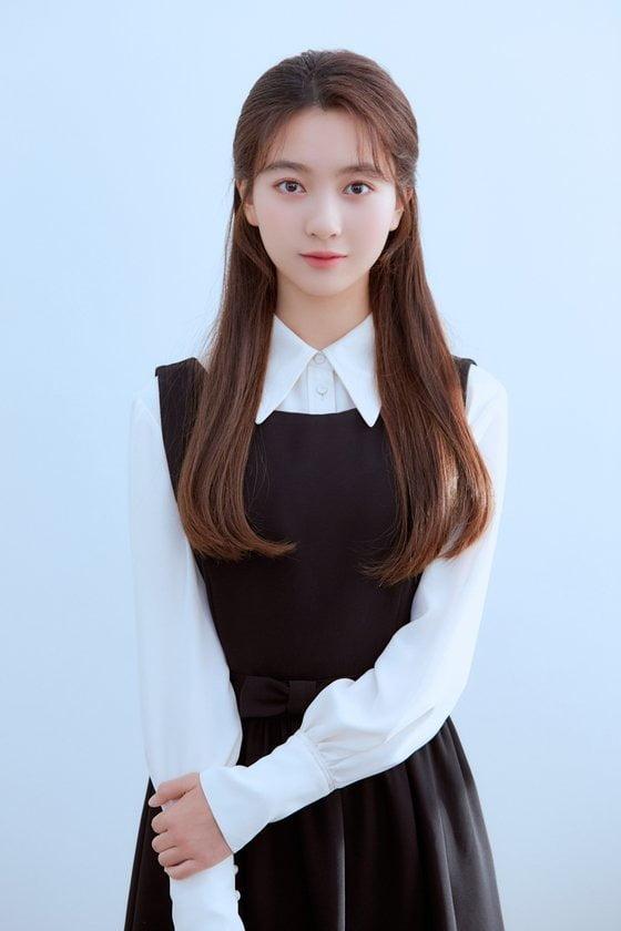 갈소원 새 프로필 공개 / 사진 =YG 엔터테인먼트 제공