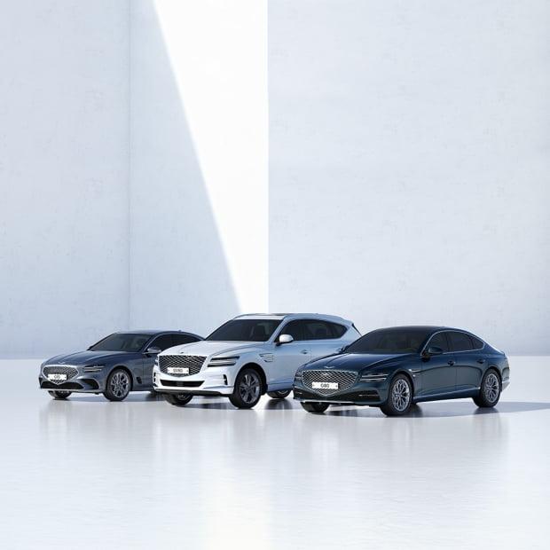 제네시스, 차량 구독 서비스 '제네시스 스펙트럼' 신규 상품 출시/ 사진=현대차