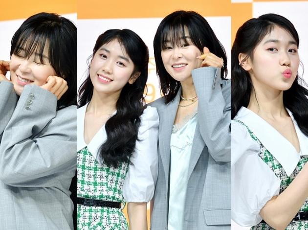 44세 최강희, 16세 이레 친구같은 동안 비주얼