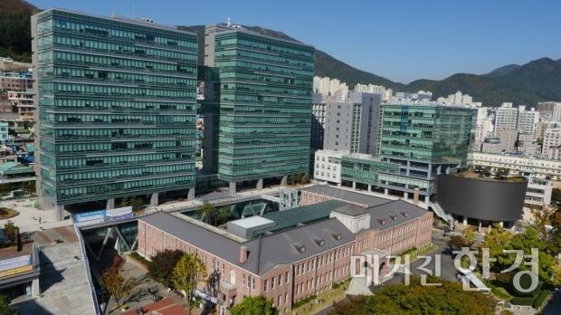 동아대 부민캠퍼스 전경. (사진 제공=동아대)