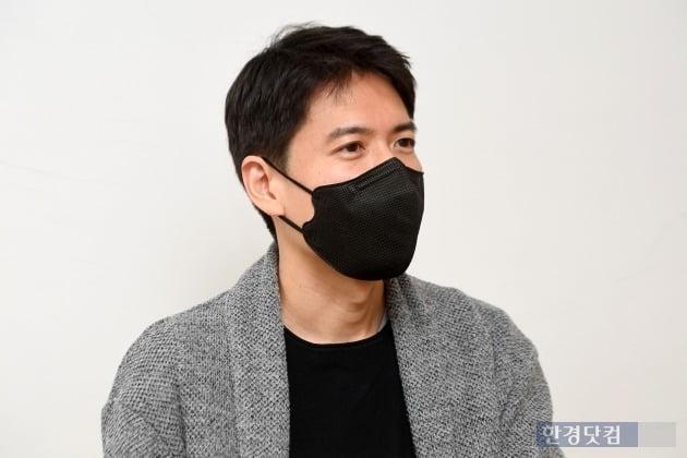 박홍민 핀다 대표.(사진=최혁 한경닷컴 기자 chokob@hankyung.com)