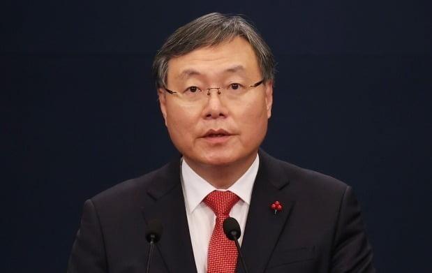 신현수 청와대 민정수석. 사진=연합뉴스