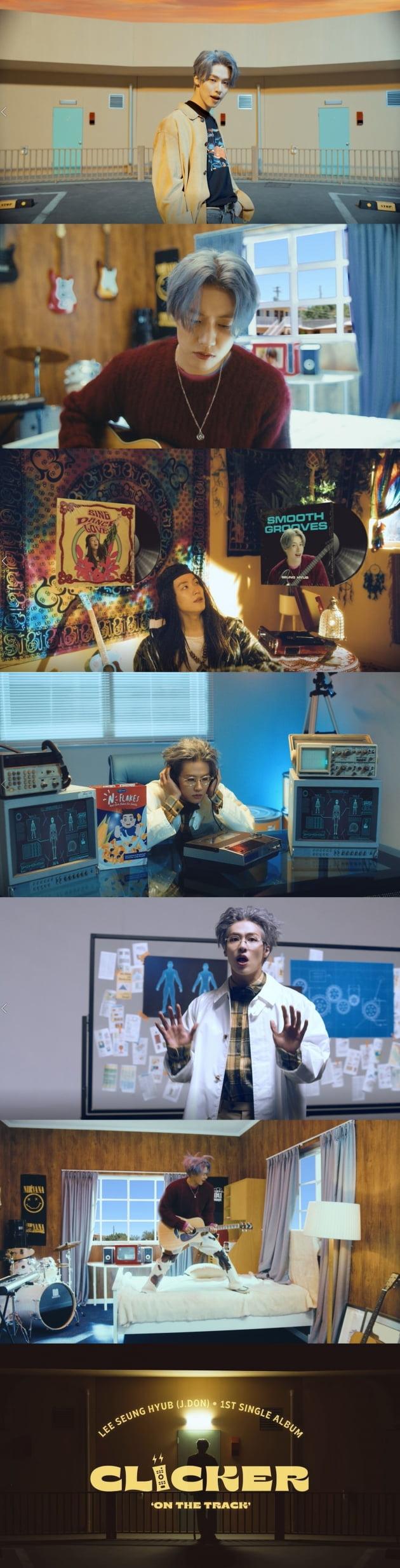 엔플라잉 이승협 /사진=FNC엔터테인먼트 제공