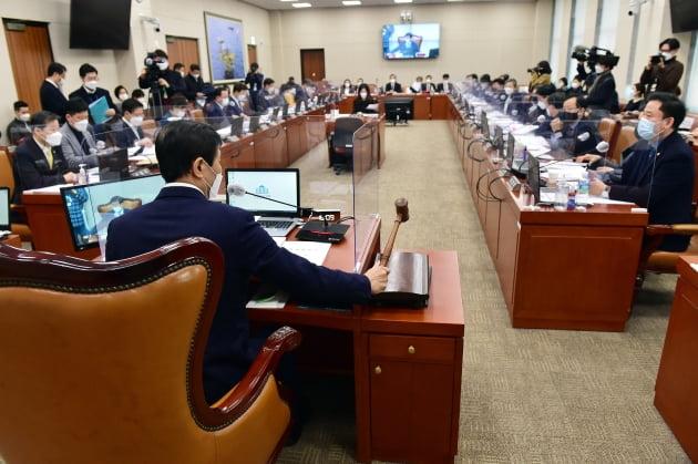 차등의결권 '반쪽' 허용법, 국회 상정 첫날 정의당이 '태클'