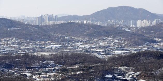 광명·시흥 일대. /뉴스1
