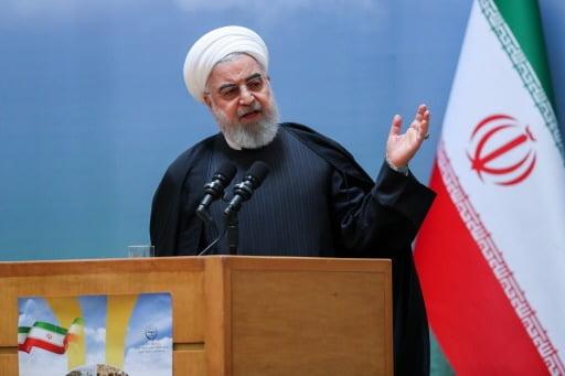 하산 로하니 이란 대통령/사진=EPA