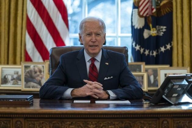 조 바이든 미국 대통령/사진=AP