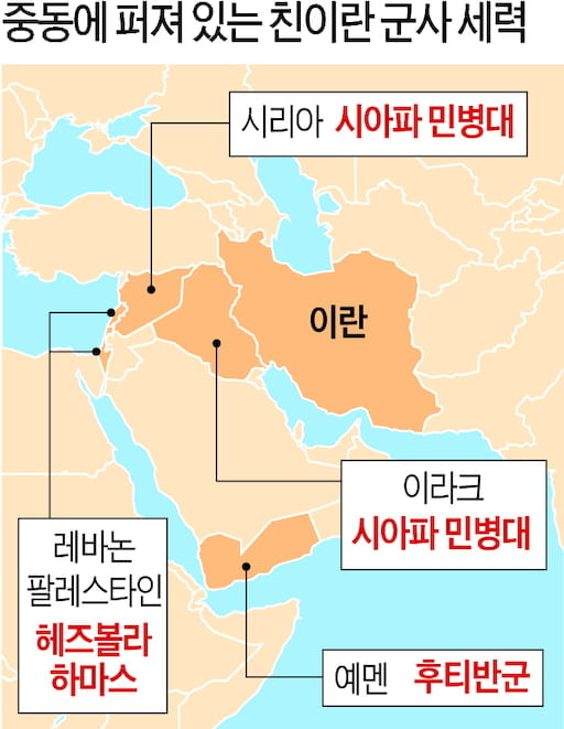 """미국, 시리아서 공습 단행…美 국방부 """"바이든 대통령 지시"""""""