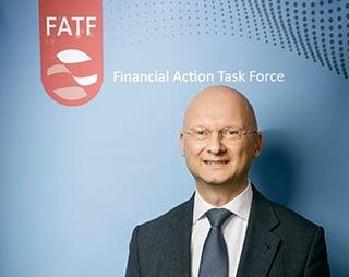 마커스 플레이어 국제자금세탁방지기구(FATF) 의장./ 사진=FATF