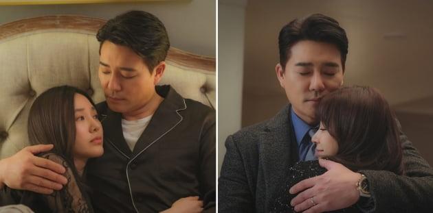 한남자 둔 여우들의 신경전? '결혼작사 이혼작곡' 박주미 vs 김보연