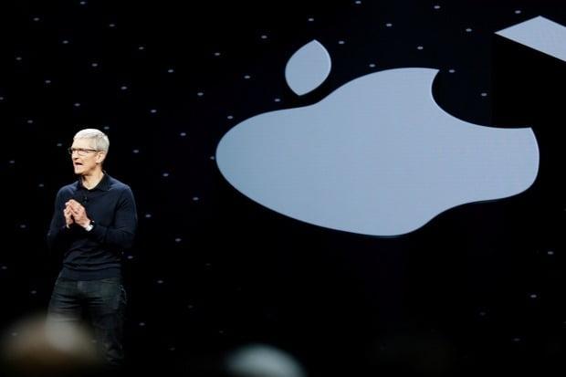 팀 쿡 애플 최고경영자(CEO)./사진=로이터
