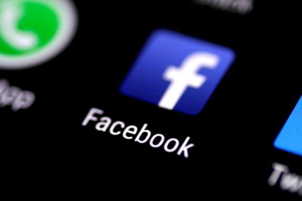 페이스북 앱/사진=로이터