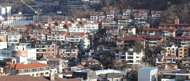 서울의 빌라촌 모습. /연합뉴스