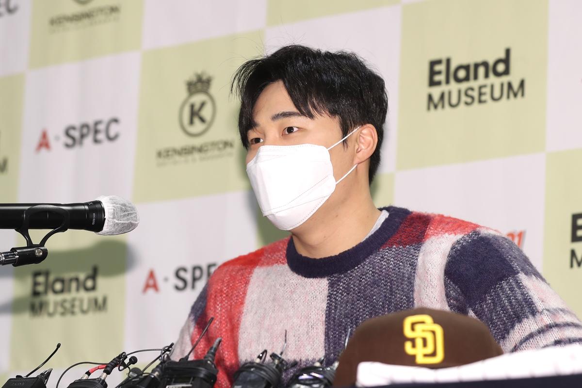 """김하성의 자신감, """"경쟁 걱정했다면 ML 도전도 안 했다"""""""