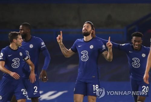 '베르너 15G만에 골' 첼시, 뉴캐슬에 2-0 승… 4위 안착