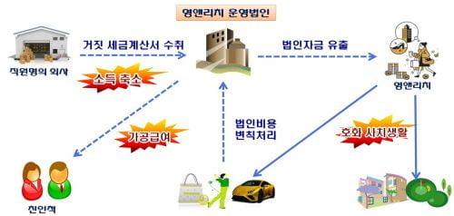 슈퍼카, 수십억 빌딩…'젊은 부자' 반칙 써 재산 불렸다