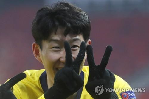 '1골' 손흥민, 평점 7.7점… 'PK 헌납' 시소코, 최하점