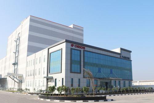 오리온,  인도 생산 공장 완공 '17조원 인도 제과시장 공략'