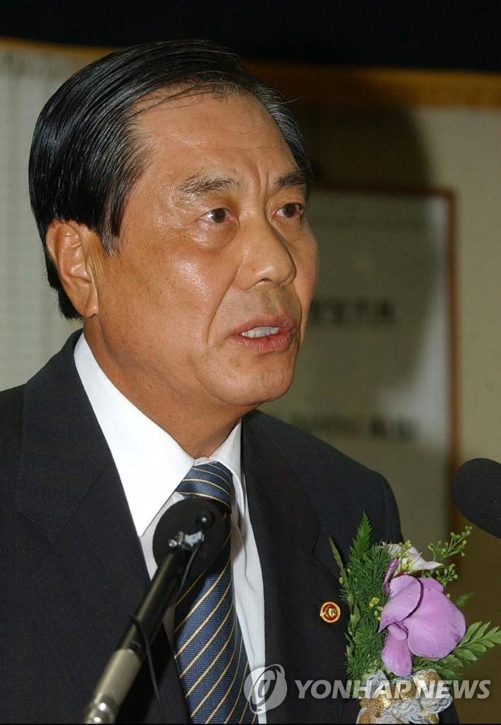 김정길 전 법무부 장관 별세…향년 84세
