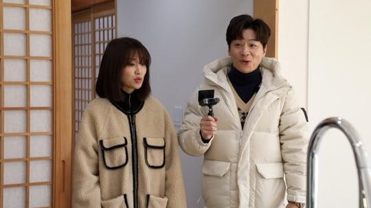 '서울집' 박하선-정상훈 (사진= JTBC 제공)