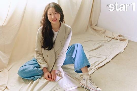 """'전진♥' 류이서 """"남편은 내 삶의 원동력, 평생 행복하게 해줄 것"""""""