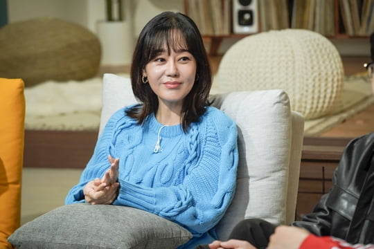 방구석1열 김윤진(사진= JTBC)