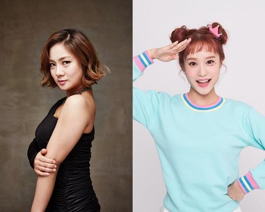 박나래와 헤이지니 (사진 제공= CJ ENM)