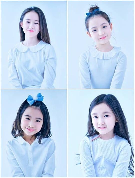 이소원, 임서원, 김지율, 황승아 (사진=린브랜딩)