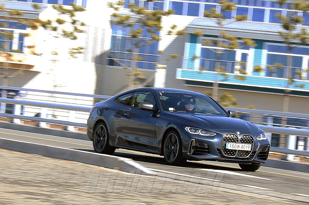 [시승]낯설지만 아는 맛, BMW 4시리즈