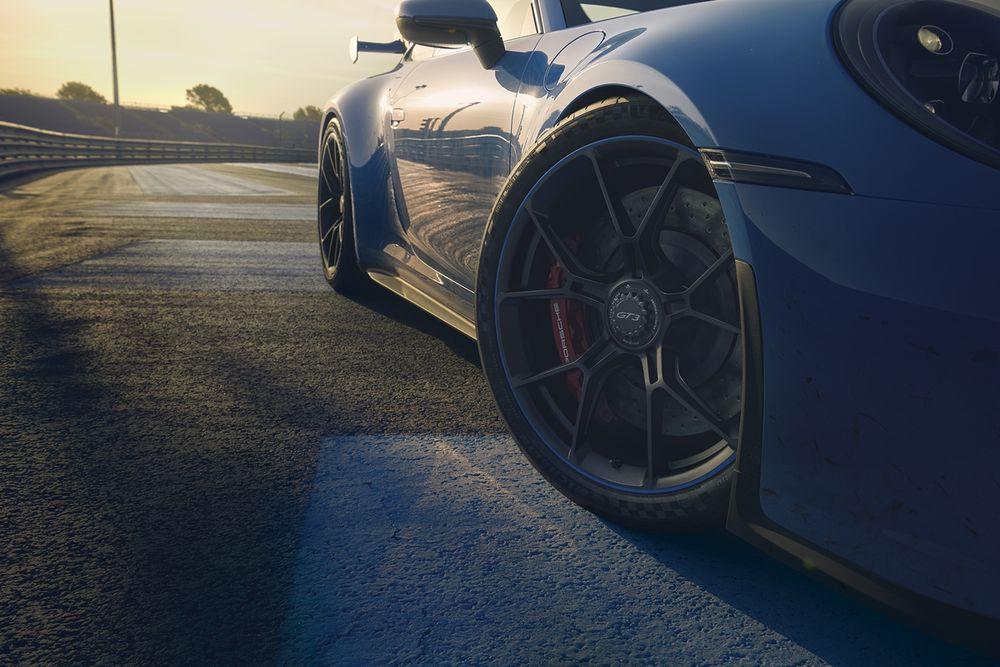 미쉐린, 신형 포르쉐 911 GT3에 OE 타이어 공급